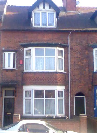 1 bed leicester student flat - wnr1f3